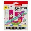 Set carioci Glitter Felt Tips 6