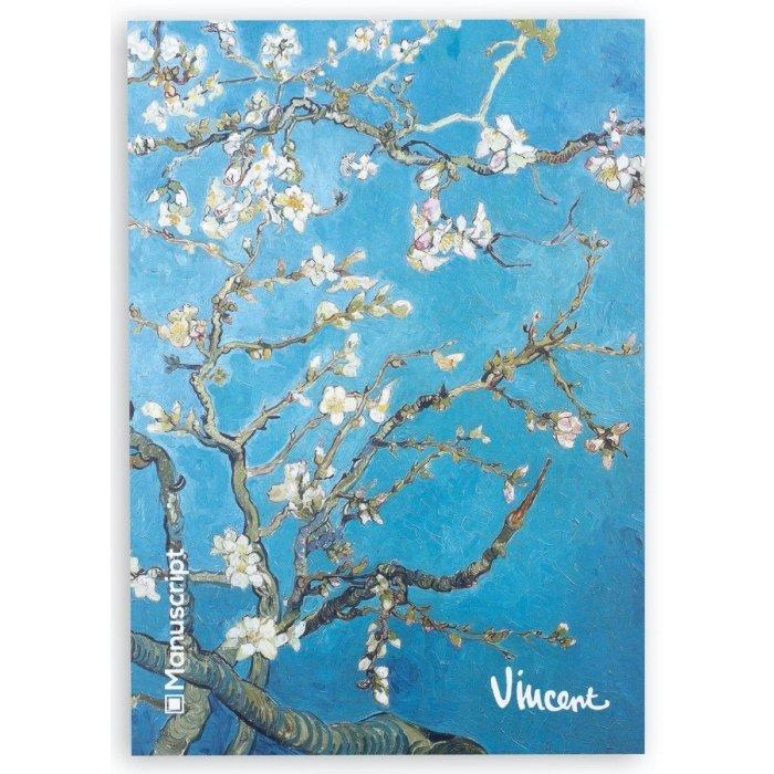 Caiet de schite Van Gogh 1890