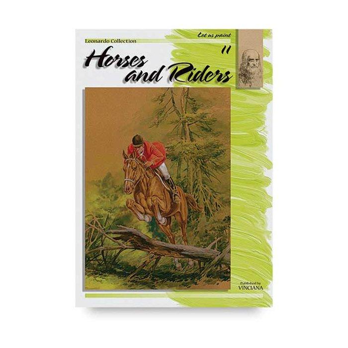 Manual de pictura - Calul si calaretul vol. 11