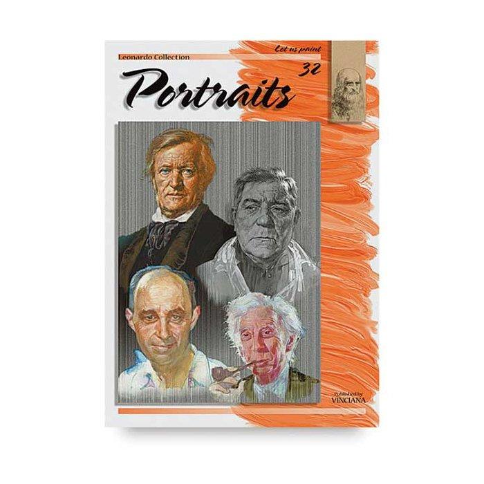 Manual pictura - Portrete vol. 32