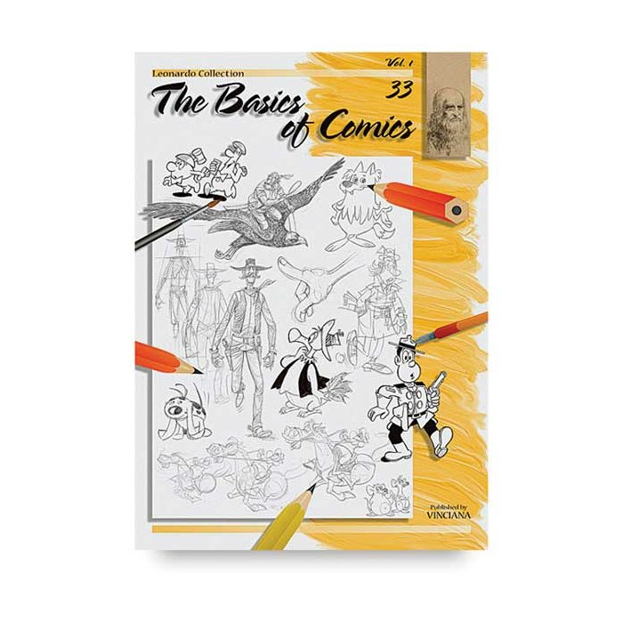 Manual Pictura - Benzi desenate vol. 33