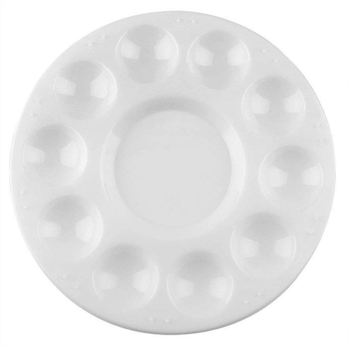 Paleta plastic DK18408 d:17,8 cm