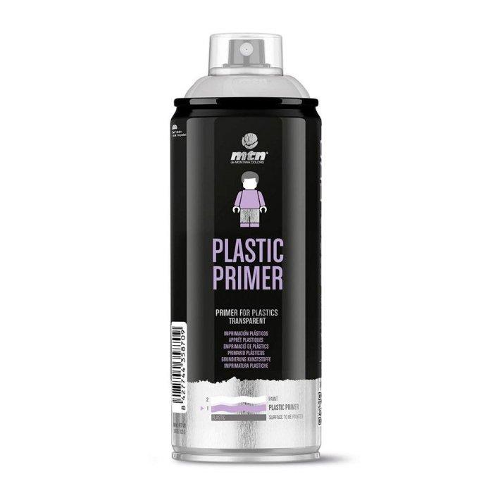 Spray grund pt. plastic & metal MTN