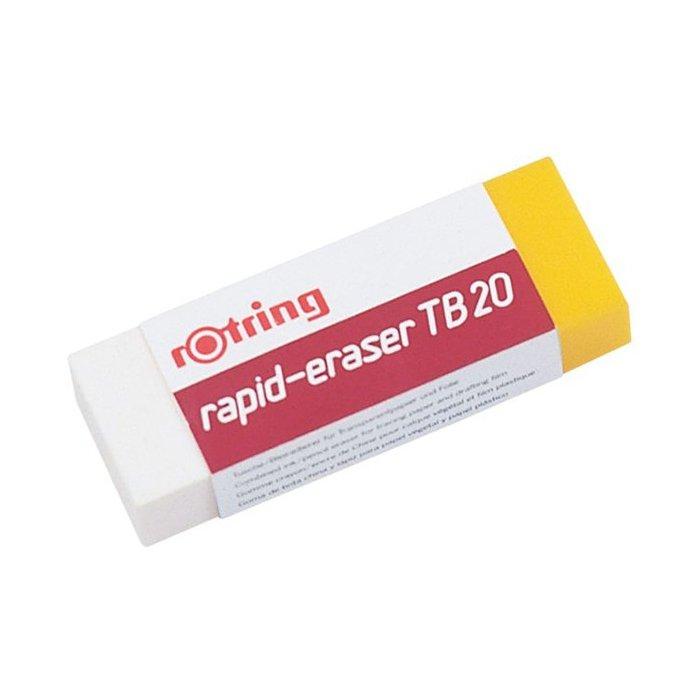 Radiera Rotring Rapid TB-20