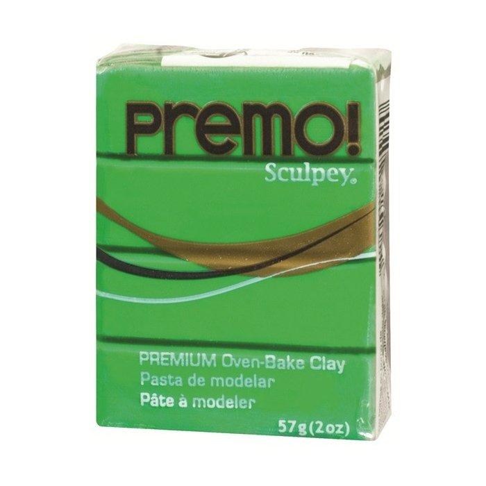 Pasta polimerica Sculpey Premo - Green
