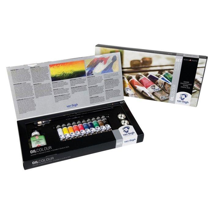 Set culori ulei Van Gogh Combi Set