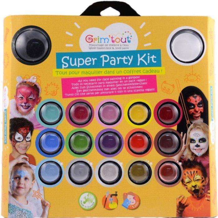Set Grimtout Super Party Kit