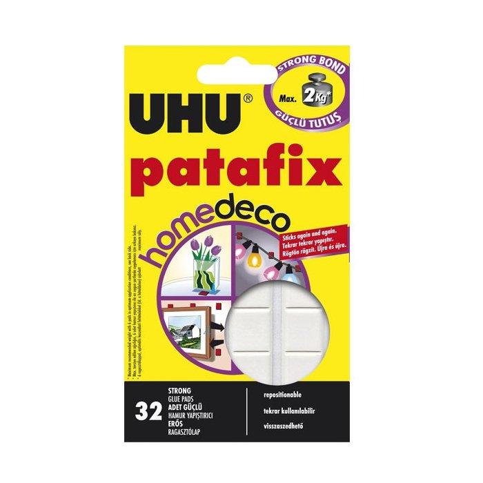 Adeziv Tablete Repozitionabile UHU Patafix Homedeco