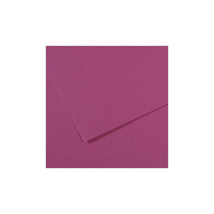 Carton colorat Canson Mi Teintes A4 - violet