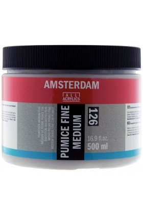 Amsterdam Pumice Coarse Medium 126