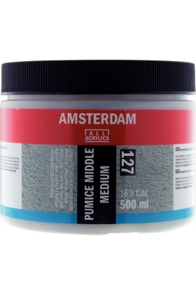 Amsterdam Pumice Middle Medium 127