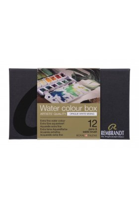 Set acuarele Rembrandt Opaque White Mixing 12