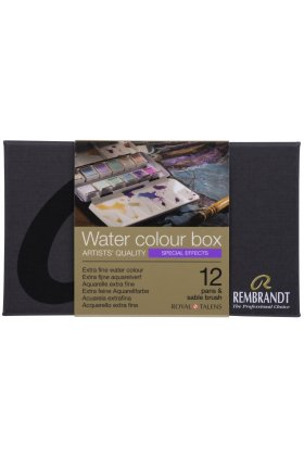 Set acuarele Rembrandt Special Effects 12