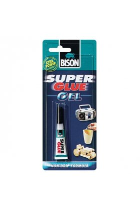 Adeziv Bison Super Glue Gel