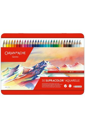 Set creioane colorate Supracolor Soft Aquarelle 30