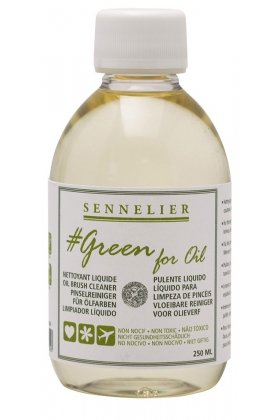 Cleaner Sennelier Green for Oil