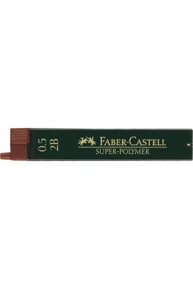 Mine creion Faber-Castell Super-Polymer 0.5mm