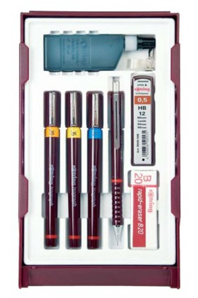 Trusa Rotring Isograph College S0699370