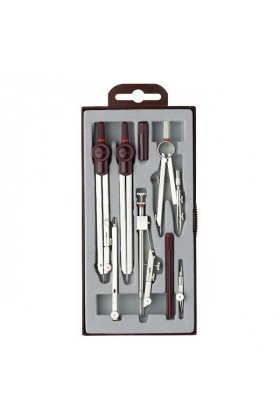 Set compas Rotring Centro 8 piese