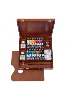 Set culori ulei Van Gogh Oil Inspiration Box