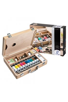 Set culori ulei Van Gogh Basic Box