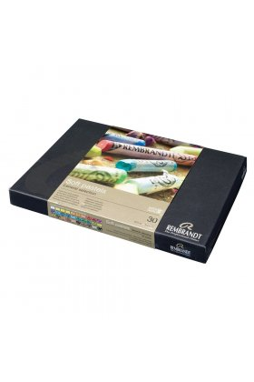 Set pastel uscat Rembrandt General Selection 30
