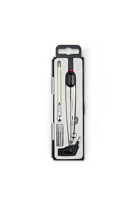 Set compas Rotring Compact - 4 piese