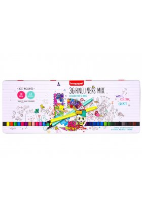 Set Bruynzeel Fineliner 36