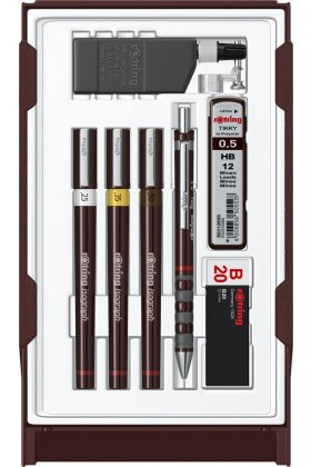 Trusa Rotring Isograph College