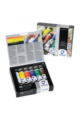 Set culori ulei Van Gogh Starter Set 6 x 20 ml