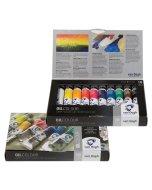 Set culori ulei Van Gogh Oil Basic Set