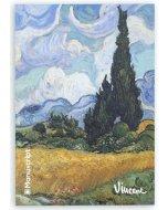 Caiet de schite Van Gogh 1889