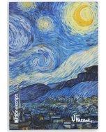 Caiet de schite Van Gogh 1889 S