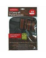 Set suporturi creioane Derwent Carry All