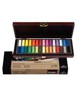 Set pastel uscat Rembrandt General Selection Basic Box 30.5