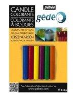 Set coloranti pentru lumanari Pebeo 6