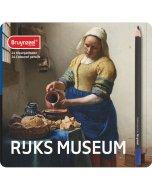 Set 24 creioane colorate Rusk Museum