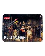 Set 50 creioane colorate Bruynzeel Rusk Museum