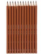 Creioane colorate Bruynzeel Triplus - 41 Light Brown