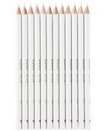 Creioane colorate Bruynzeel Triplus - 01 White