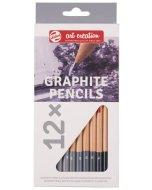 Set 12 creioane grafit Art Creation