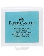 Guma plastica colorata Faber-Castell