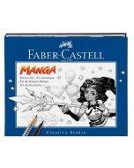 Set desen Faber Castell Pitt Artist Pen Manga