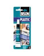 Adeziv pentru PVC rigid BISON Plastic 25 ml.