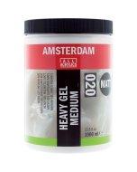 Amsterdam Heavy Gel Medium Matt 020