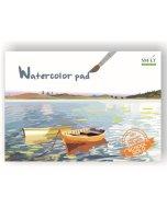 Bloc acuarela School watercolor pad
