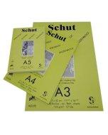 Bloc desen Schut  Sketch 125 gr/mp