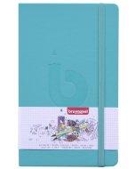 Album Bruynzeel Bullet Journal Verde 13 x 21 cm
