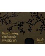 Set cartoane #Haikucards Black