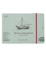 Caiet de schite #authenticbook White 32x90gr 245x176
